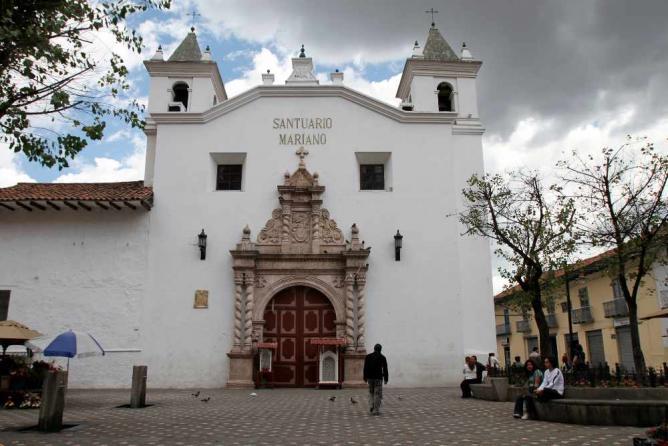 Church of El Carmen de Asunción