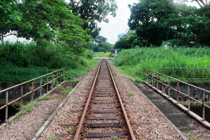 Bukit Timah Railway