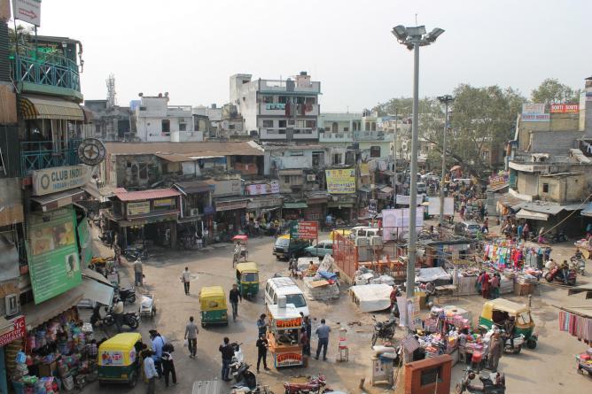 Street food bazaar   © Connie Ma/Flickr