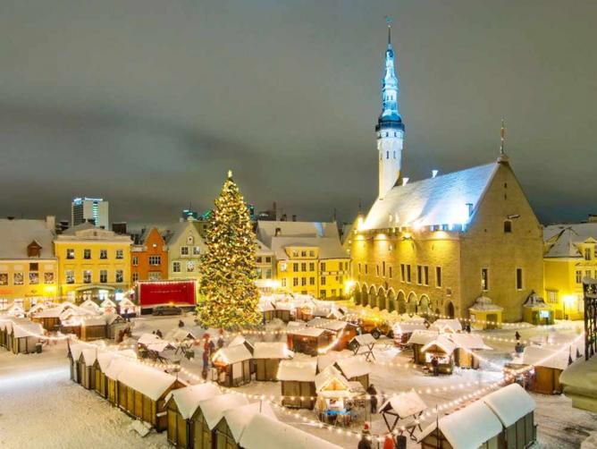 Top 10 Things To Do And See in Tallinn Estonia