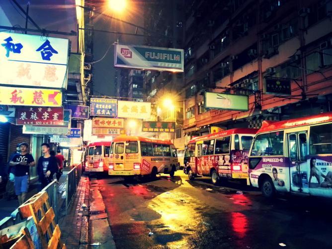 Mong Kok © Michali K/Flickr