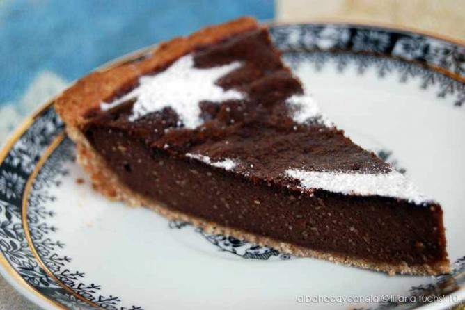 Chocolate Tart | © Liliana Fuchs/Flickr