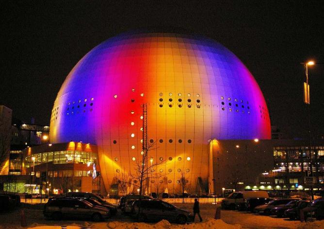 Stockholm Globe City | © Fredrik Posse/Stryngford Photo/Wikicommons