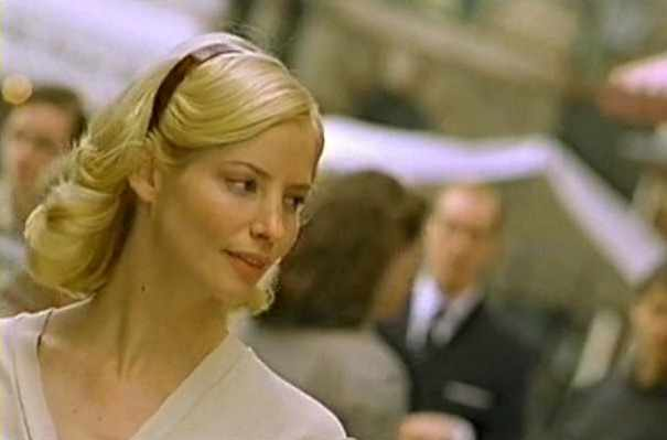 Film still from the 2000 adaptation of Take A Girl Like You, with Sienna Guillory as Jenny Bunn | © T. Heuzé 2015