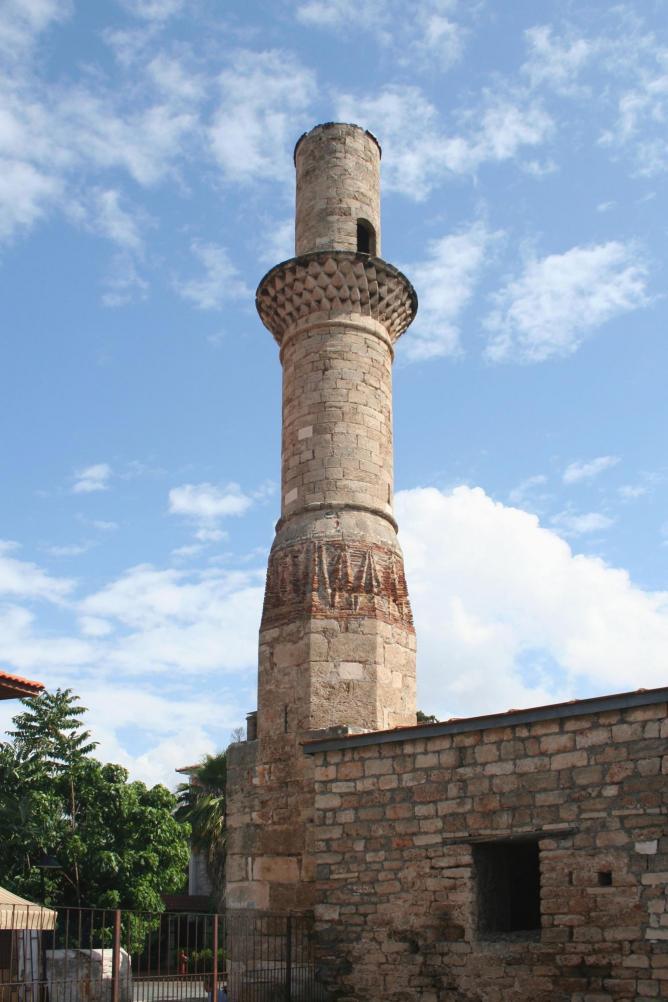 Kesik Minare (broken minaret)