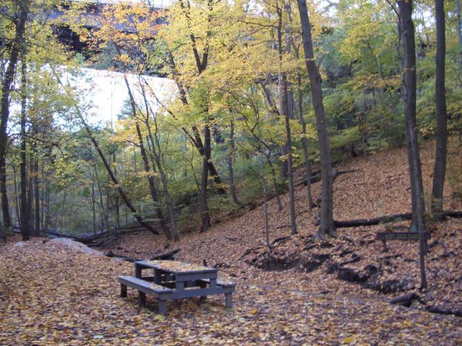 Hot Dog Dam in Frick Park, Pittsburgh | © Iris/Flickr