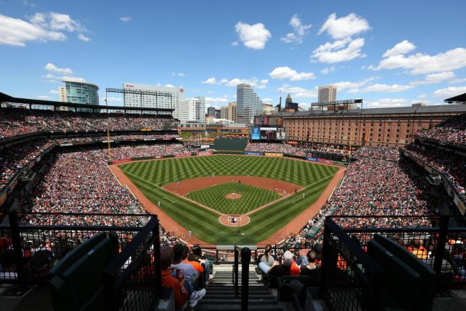 Oriole Park | Courtesy of Oriole Park at Camden Yards
