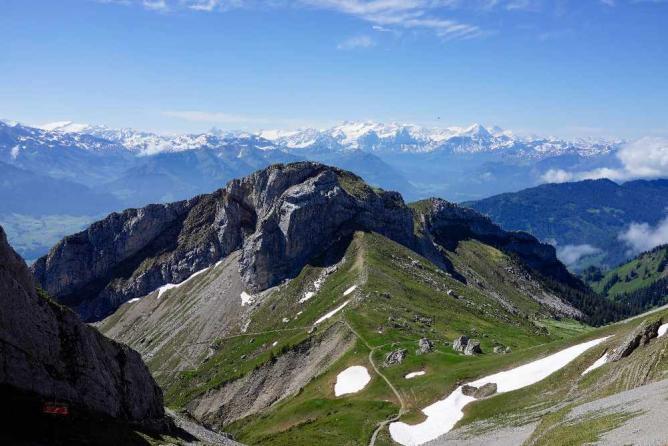 Mt. Pilatus, Lucerne | © Bit Boy/Flickr