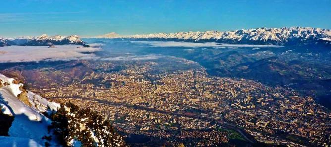 Grenoble   © Bertrand93/WikiCommons