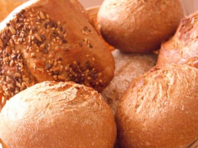 Brötchen Körner Multi Bäcker Lecker Teig Mehl Backen Warm Frühstück