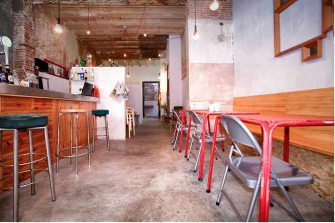 Interior of Bar Rufián | Courtesy of Bar Rufián