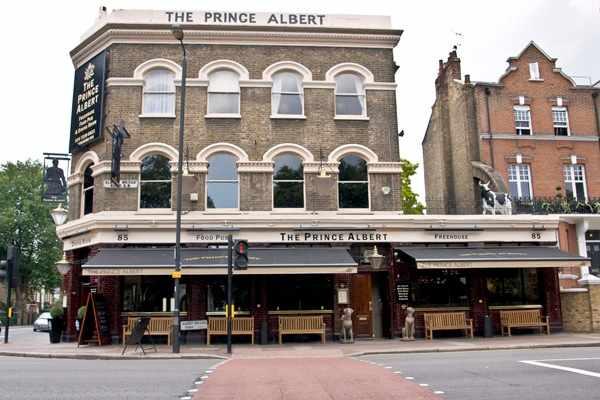 The Prince Albert