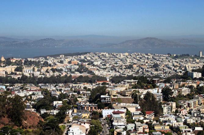 Housing in San Francisco | © Martyn E. Jones/FreeImages.com