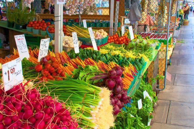 Fresh Produce | © Jamie McCaffrey