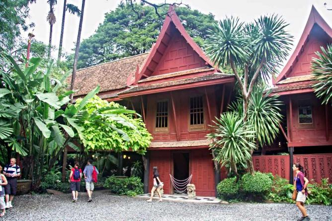 Jim Thompson's House | © Myles Chuter/Flickr