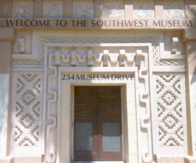 Southwest Museum, Los Angeles
