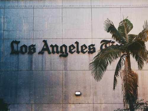 LA Times Building   © Creativecommons
