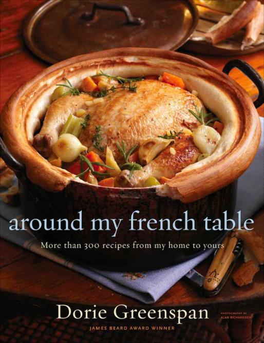 Around My French Table   © Rux Martin/Houghton Mifflin Harcourt