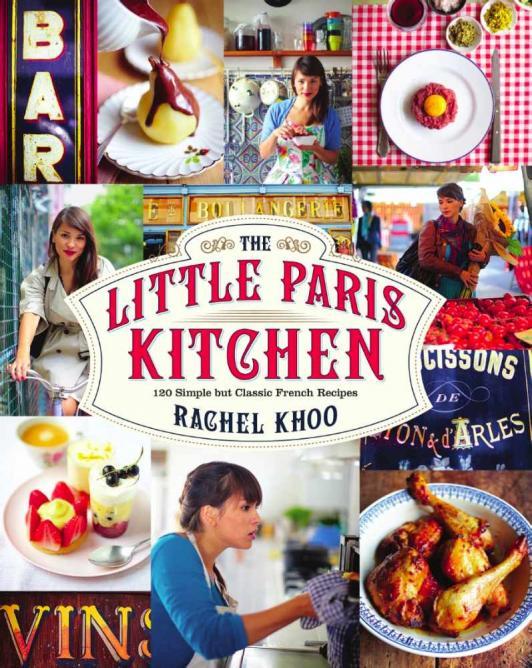 The Little Paris Kitchen   © Chronicle Books
