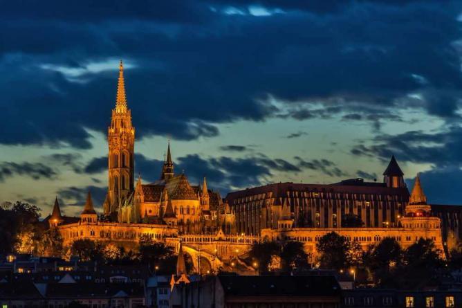 Budapest   © Bergadder/pixabay