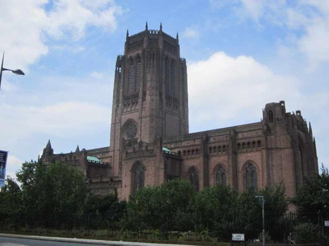 Liverpool Cathedral | © Rept0n1x/WikiCommons