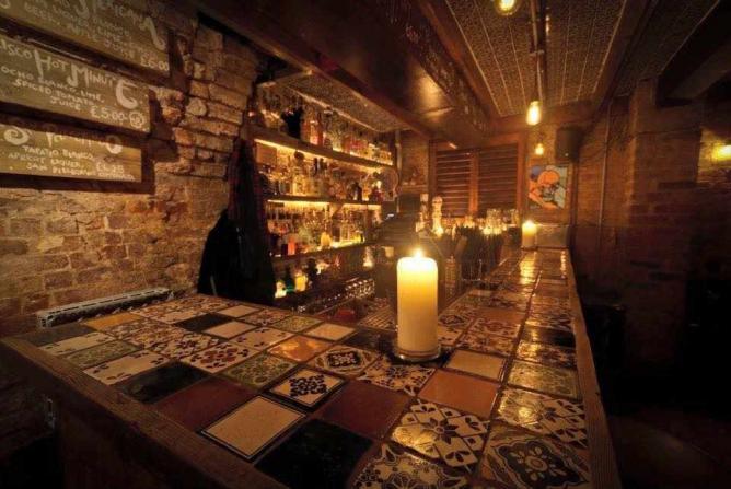 Bar   Courtesy of El Bandito