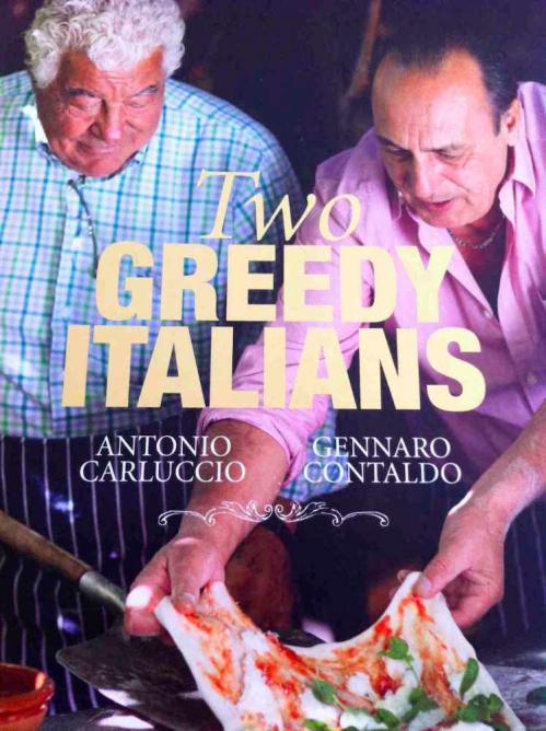 Two Greedy Italians | © Quadrille Publishing Ltd.