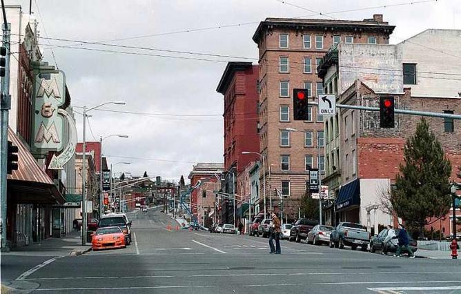 Uptown Butte | © WikiCapa/WikiCommons