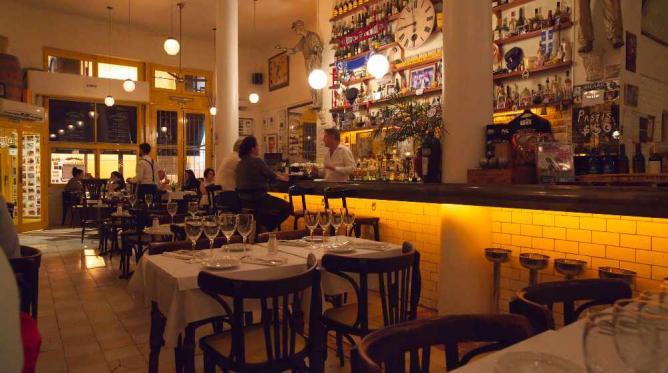 Brasserie Petanque | Ⓒ pya/Flickr