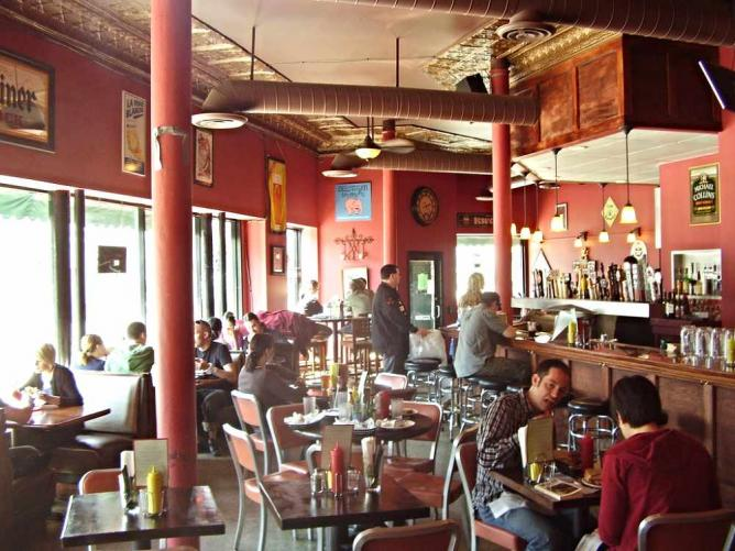 Acadia Cafe