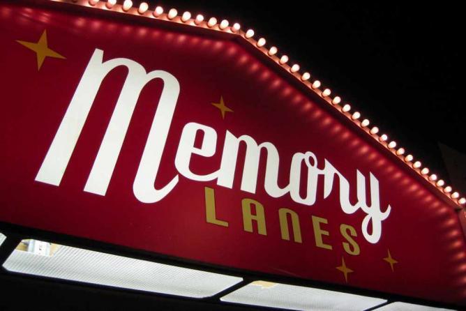 Outside Memory Lanes