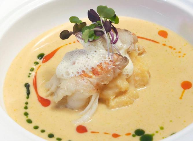 Lobster Spring Rolls | Courtesy of Panza Restaurant