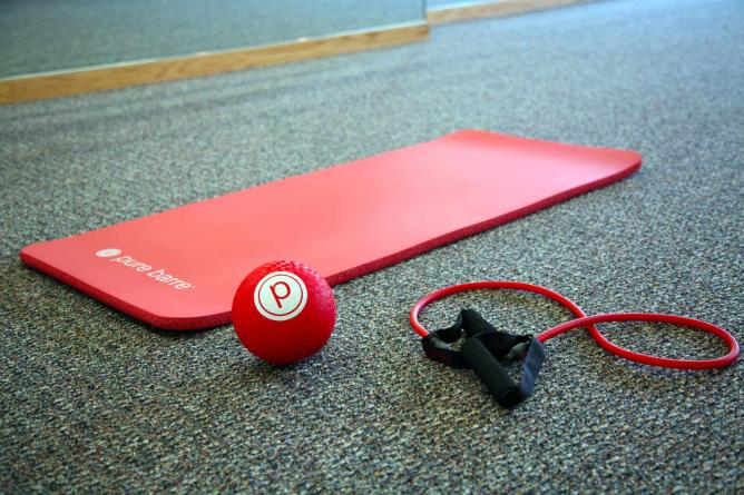 Pure Barre Equipment | © North Hills/Flickr
