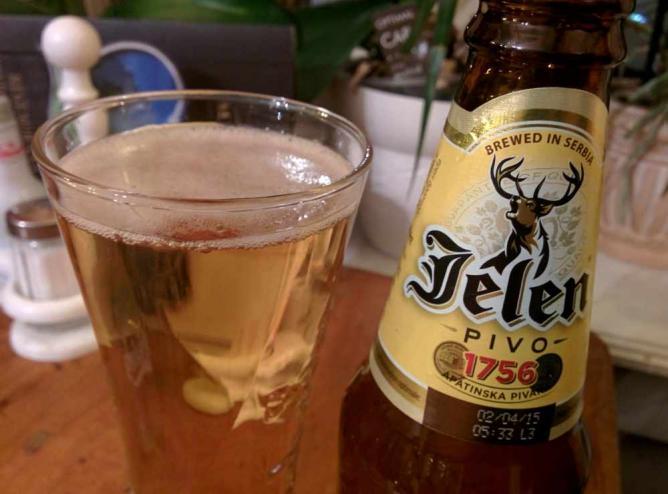 Jelen beer