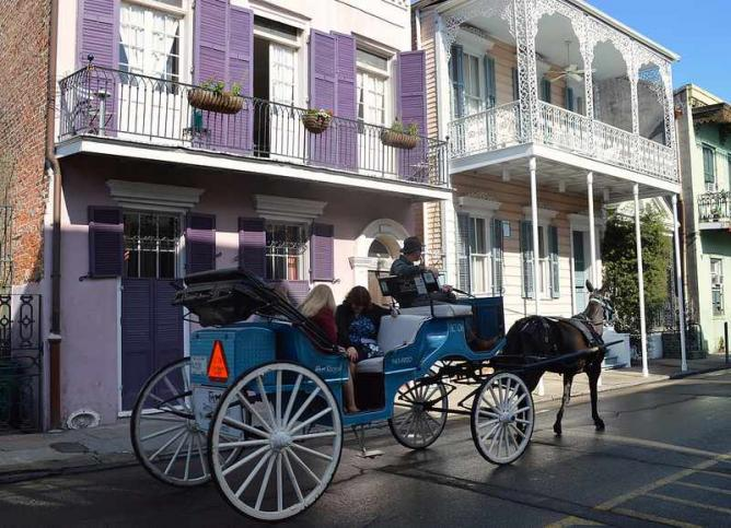 Carriage Ride | © Lisa Panero/Flickr