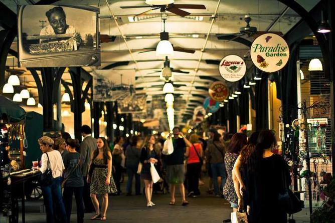 French Market | © Sarah Mulligan/Flickr