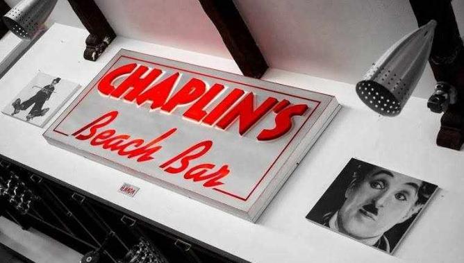 Chaplin's interior design   Courtesy of Chaplins Beach Bar