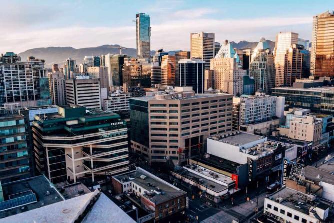 Vancouver Skyline | © Alex Costin/Flickr
