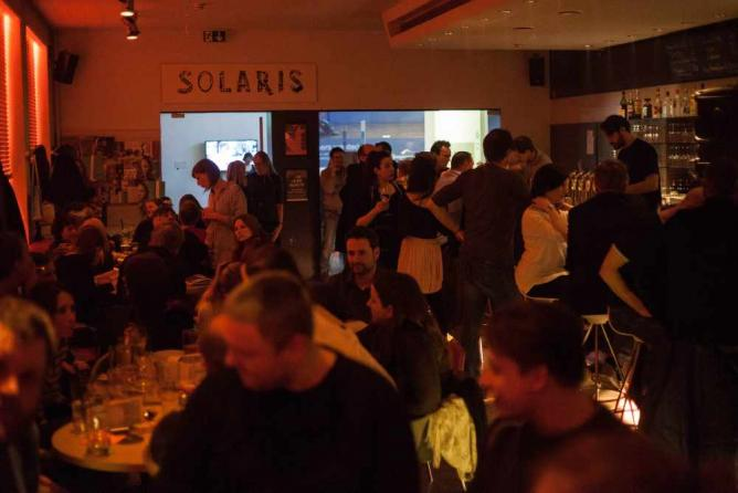 Solaris   © Filmfestival Linz/Flickr