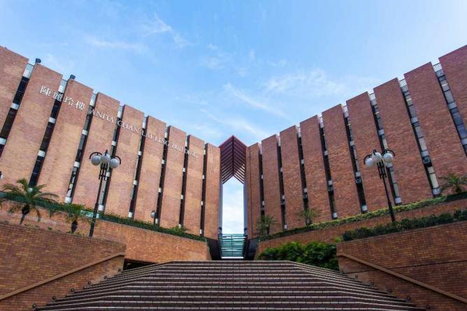 The Hong Kong Polytechnic University © See-ming Lee/Flickr