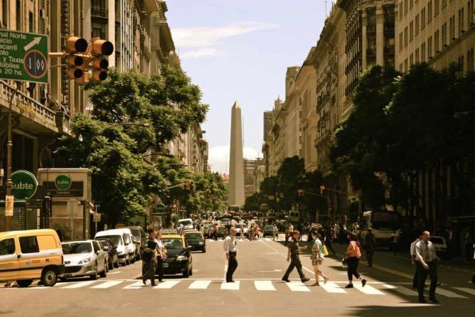 Buenos Aires | Ⓒ Alex Proimos/Flickr