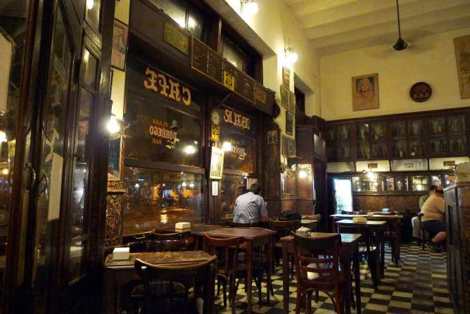 Bar Plaza Dorrego | Ⓒ Patrick Donovan/Flickr