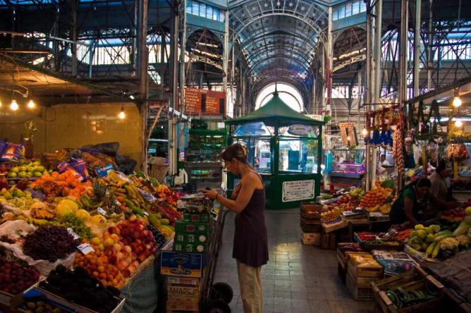 Mercado de San Telmo | Ⓒ Phillip Capper/Flickr