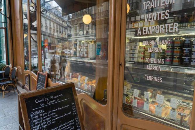 10 of the best gourmet food shops in paris france - Comptoir de la gastronomie ...