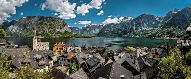 Image result for hallstatt