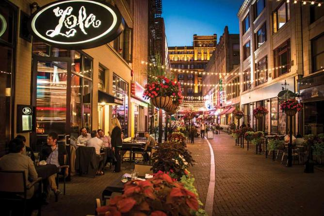 The 10 Best Restaurants In Downtown Cleveland Ohio