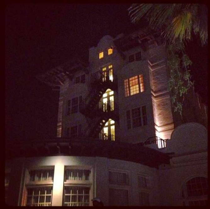 Hotel Galvez 5th Room Haunted by Ghost Bride | ©donnakaella photography
