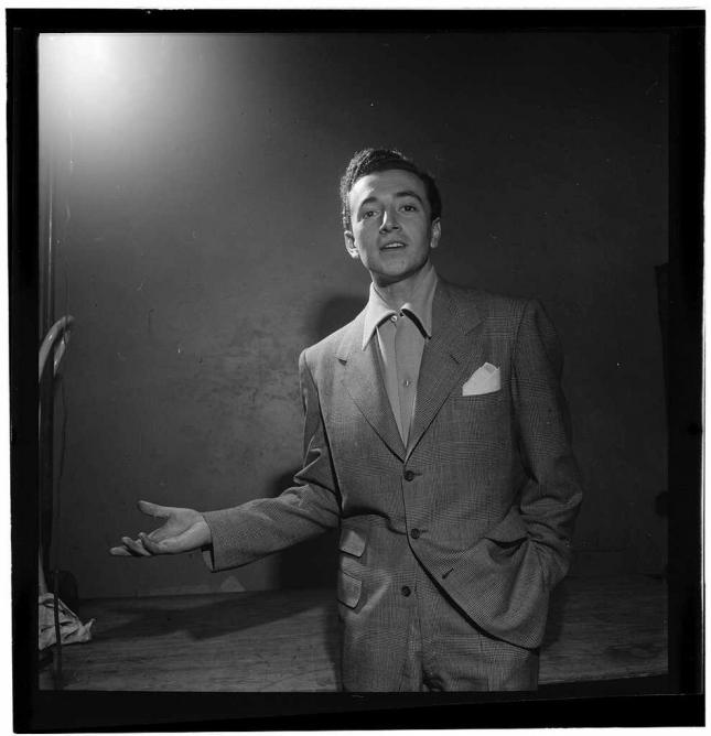 Vic Damone portrait   © The Library of Congress/Flickr