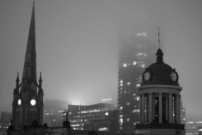 Scary Toronto