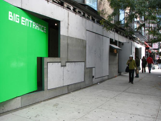 Storefront for Art & Architecture | © Lauren Manning/Flickr
